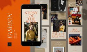 Fashion Instagram Stories 02  V6BQXN2