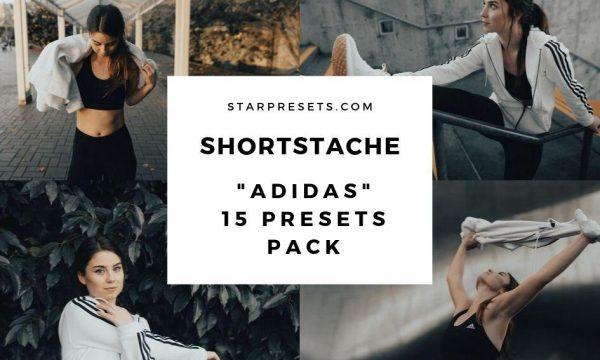 """GARRETT KING PRESETS – """"Adidas"""""""