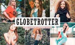 Globetrotter Mobile & Desktop Lightroom Presets