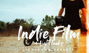 Indie Film - Lightroom Presets 4634386