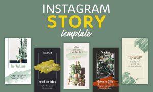 Instagram Story Templates 3266977