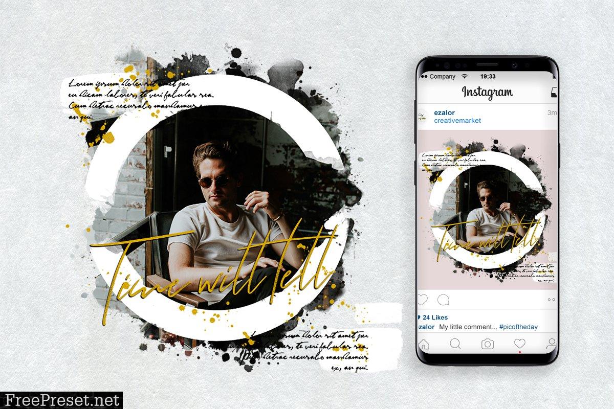 Instagram Watercolor Masks 2969362