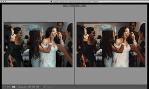 IVASH Studio - Wedding MIAMI - 1 GOLD Skin Lightroom Preset