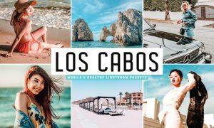 Los Cabos Mobile & Desktop Lightroom Presets