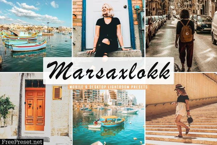 Marsaxlokk Mobile & Desktop Lightroom Presets
