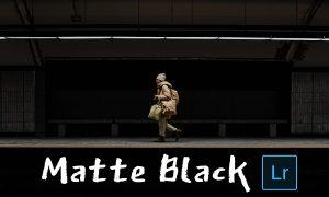 Matte Black Lightroom Presets 4474206