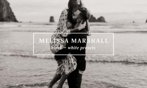 Melissa Marshall - B+W Presets
