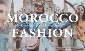 Morocco Fashion Lightroom Presets 4566993