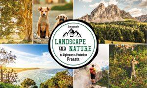 Nature Landscape Lightroom Presets 4594512