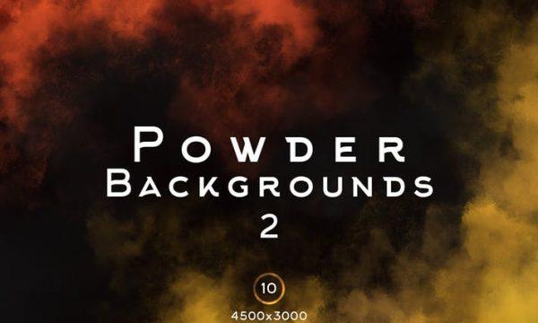 Powder Backgrounds 2 D9QXBPX