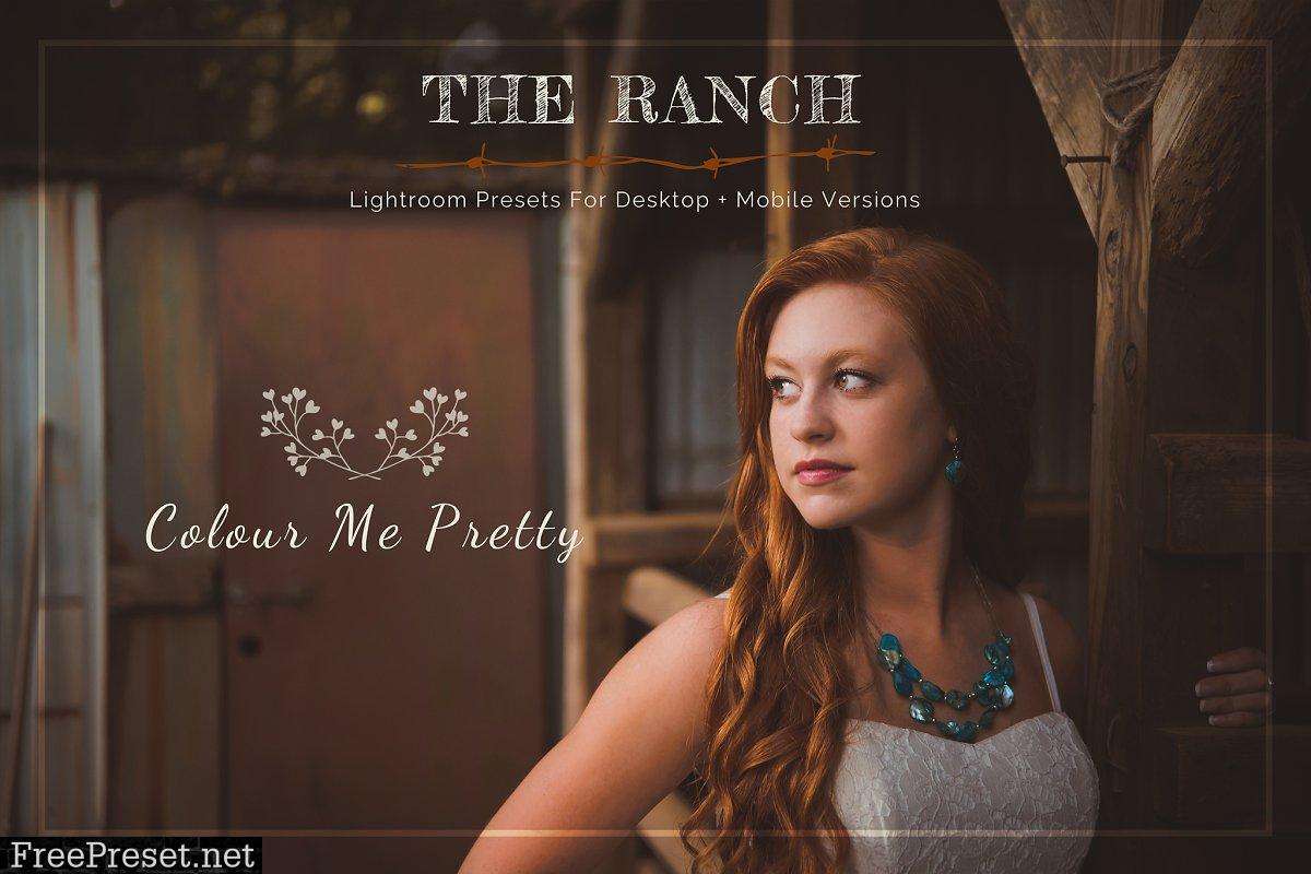 Ranch Presets for Lightroom   Mobile 4535557