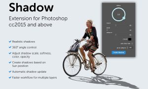 Shadow - Photoshop Extension 3934745