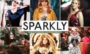 Sparkly Mobile & Desktop Lightroom Presets