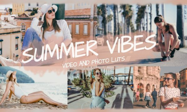 Summer Vibes LUTs Pack 4484628