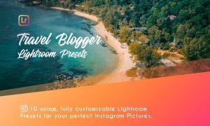Travel Blogger LR - Presets 4494089
