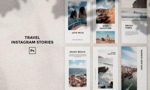 Travel Instagram Stories KJDAMRL