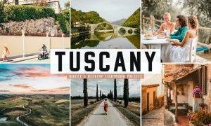 Tuscany Mobile & Desktop Lightroom Presets
