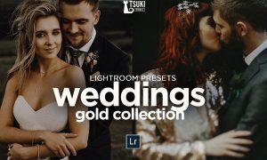 WEDDING GOLD PACK LR PRESETS 4623262