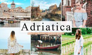 Adriatica Pro Lightroom Presets 3994906