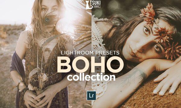 Boho Style Lightroom Presets 4622978