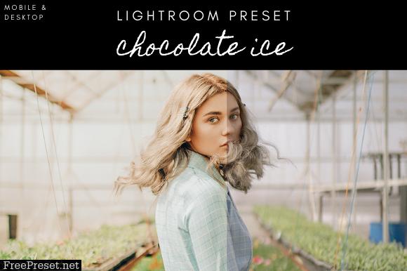 Bright Lightroom Preset - Chocolate Ice 3842727