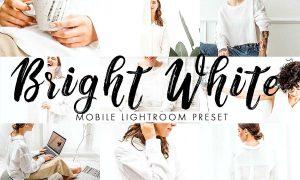 Bright White Lightroom Presets 4488110