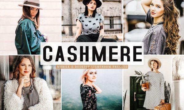 Cashmere Lightroom Presets Pack 3786819