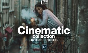 CINEMATIC Lightroom Presets 4628338