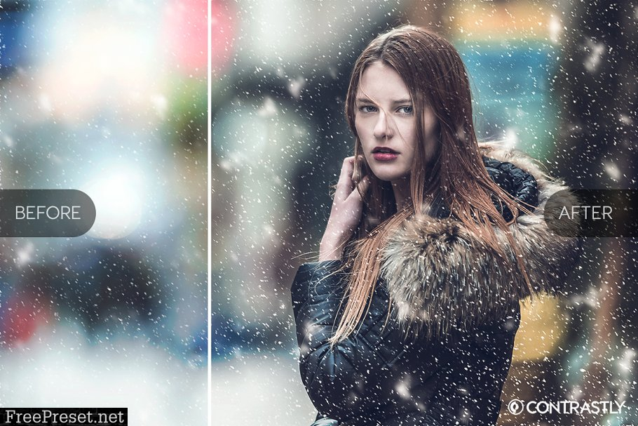 Desaturated Cinematic LR Presets 469388