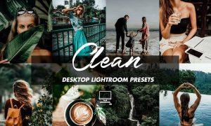 Desktop Lightroom Preset CLEAN 4842174