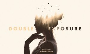 Double Exposure Photoshop Effect U7JB8JH