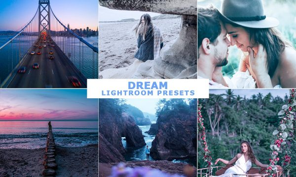 Dream Lightroom Presets 4705873