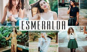 Esmeralda Lightroom Presets Pack 3786568