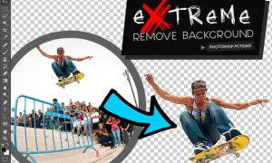 Extreme Remove Background Actions 483729