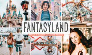 Fantasyland Lightroom Presets Pack 3786406