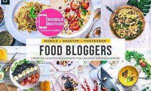 Food Blogger Lightroom Presets 4843440
