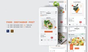 Food Instagram Post AT4ZJQP