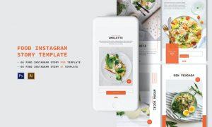Food Instagram Story QQ8AH3P