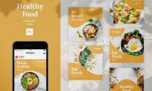 Healthy Food Instagram Feed ZLLPXJ8