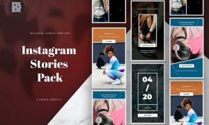 Instagram Stories Pack YVG82PH