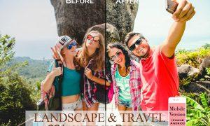 Landscape & Travel MOBILE Lightroom 4535512