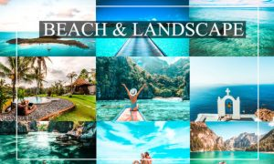 Lightroom Presets - Beach&Landscape 3885728