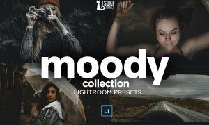 MOODY Lightroom Presets 4732975