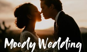 Moody Wedding 01 - Lightroom Presets 4633893