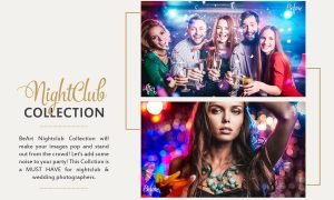 Nightclub Party Lightroom Presets 142852