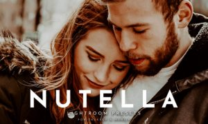 Nutella Lightroom Presets Pack