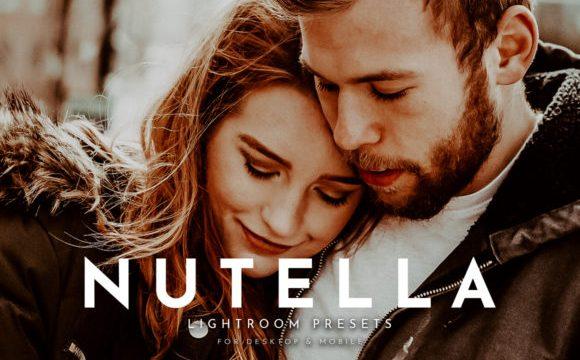 Nutella Lightroom Presets Pack