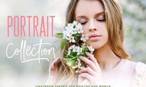 Portrait Lightroom Presets + mobile 4766086