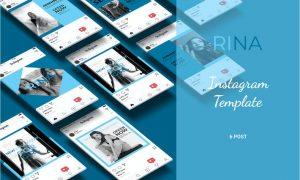 Rina - Fashion Social Media Post Part 1 ZAL8MRJ