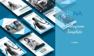 Rina - Fashion Social Media Story Part 1 L3Y4UXK